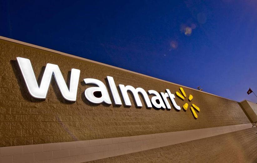 فروش وال مارت در آمریکا به لطف تجارت الکترونیک و غذا از حد انتظارات فراتر رفت