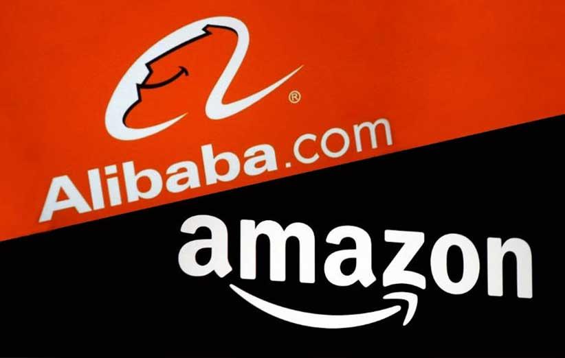رقابت آمازون و علی بابا برای تصاحب تجارت الکترونیک جنوب شرق آسیا